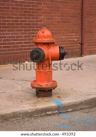 hydrant - stock photo