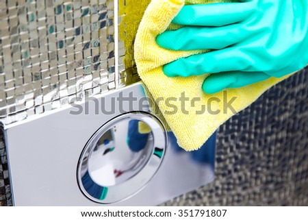 Hygiene and cleaning