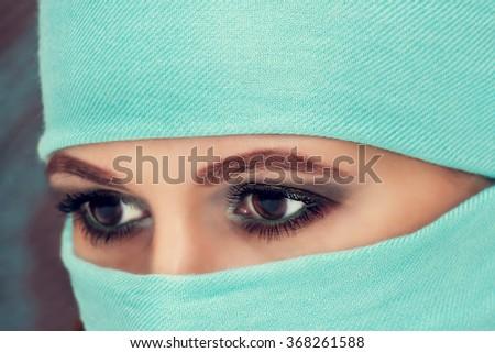 Niqab Stock Photos, Royalty-Free Images & Vectors