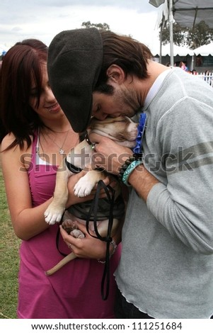 "Ian Somerhalder at the 6th Annual ""Nuts For Mutts"" Dog Show and Pet Fair. Pierce College, Woodland Hills, CA. 04-22-07"