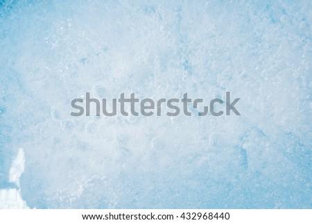 ice backgrounds - stock photo