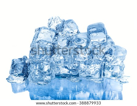 Ice Cubes Isolated Stock Photos, Royalty-Free Images & Vectors ...