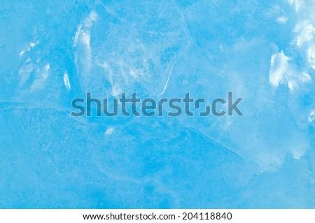 Ice surface.  - stock photo