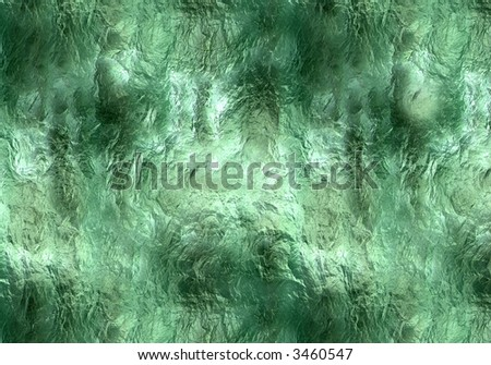 Ice surface abstract texture - stock photo