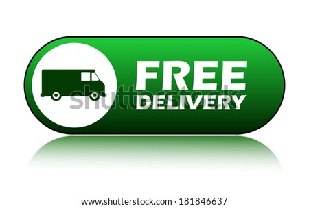 Icon free delivery