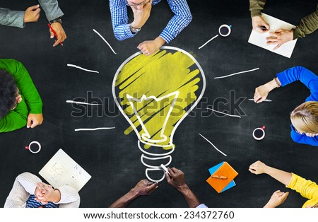 Ideas Thoughts Knowledge Intelligence Learning Thoughts Meeting Concept