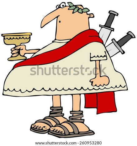 Ides of March - stock photo