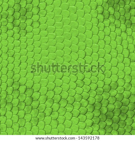 Iguana lizard skin pattern - stock photo