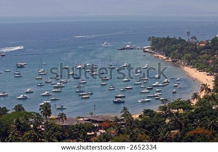 Ilhabela (Beautiful Island) - Brazil