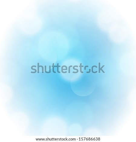 Illustration abstract Christmas card - cloud floats frame. For vector version, see my portfolio.  - stock photo