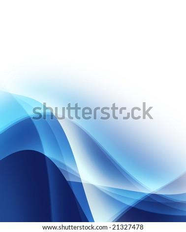 Illustration - futuristic colourful background - stock photo