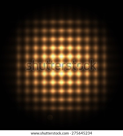 Illustration hi-tech abstract  background for design - raster - stock photo