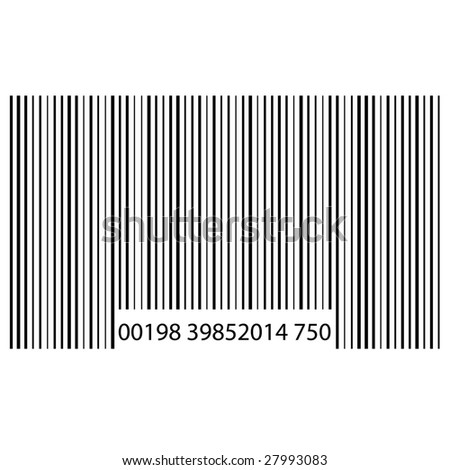 Illustration of a Barcode