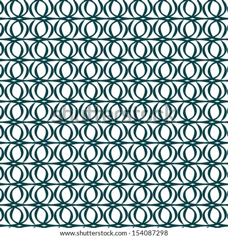 illustration of an abstract geometrical seamless pattern. - stock photo