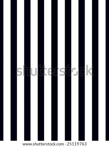 Illustration of black and white stripped background