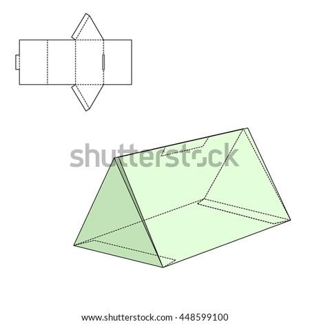 Triangle Packaging Template Underntanacountryinn