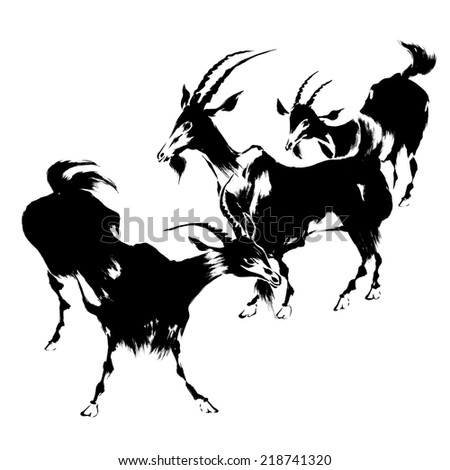 troll riding a goat stock images royalty free images vectors shutterstock