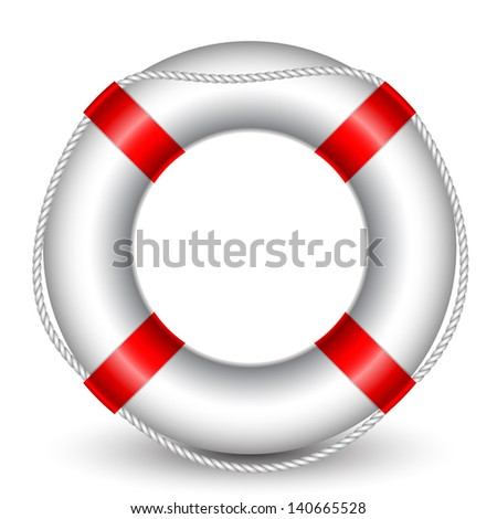 Illustration of Life Buoy
