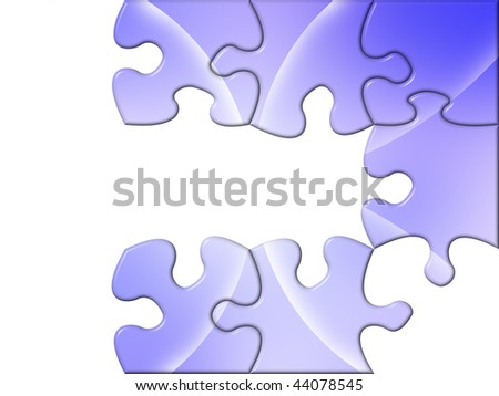 Illustration of puzzles