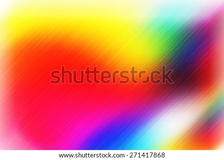 illustration of soft colored abstract background with up right diagonal speed motion lines - stock photo