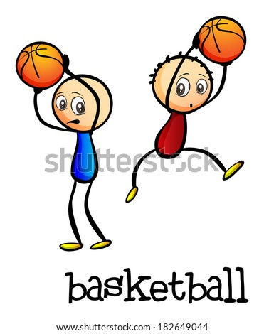 Stickman Team Sports Stock Photos, Images, & Pictures ...