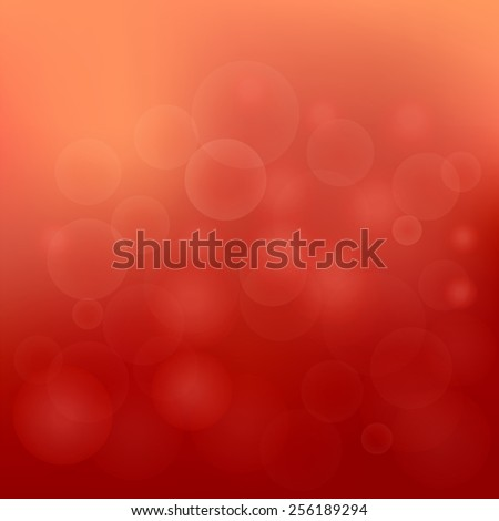 Illustration  with abstract red  background. Graphic Design Useful For Your Design. Blurred background texture design on border. - stock photo