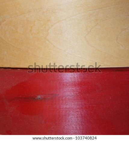 image from old grunge wood panel background series - stock photo