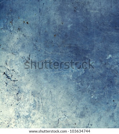 image from old rusted metal texture background series