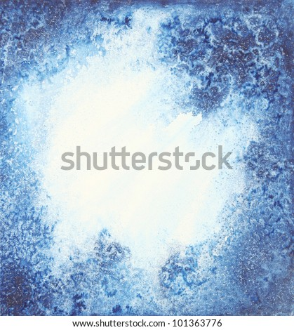 image from painted watercolor paper background texture series