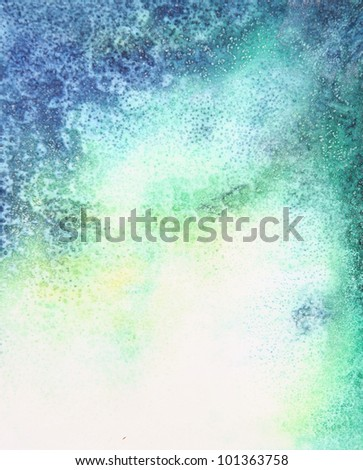 image from painted watercolor paper texture series