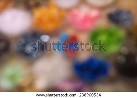 Image of a bright bokeh background