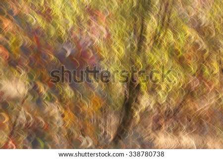 Image of abstract nature blur background. Element of design.