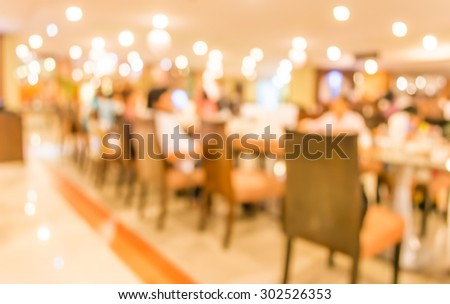 Restaurant Background With People family dinner restaurant stock images, royalty-free images