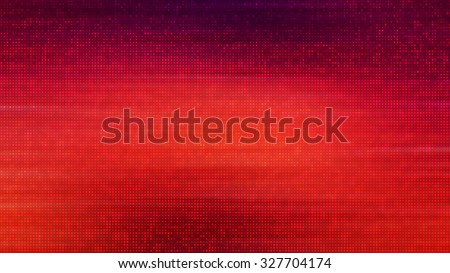 Image of defocused stadium lights.Abstract red background with colorful lights. - stock photo