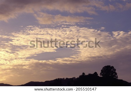 Image Of The Clouds