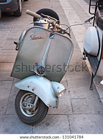 vespa scooter stock images royalty free images vectors shutterstock. Black Bedroom Furniture Sets. Home Design Ideas