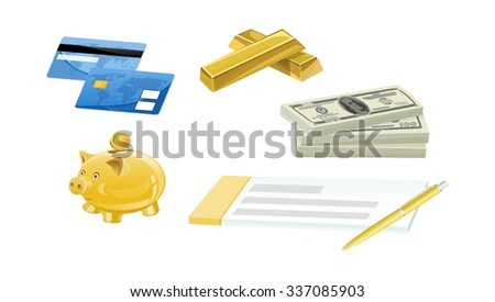 important for finance gold money card