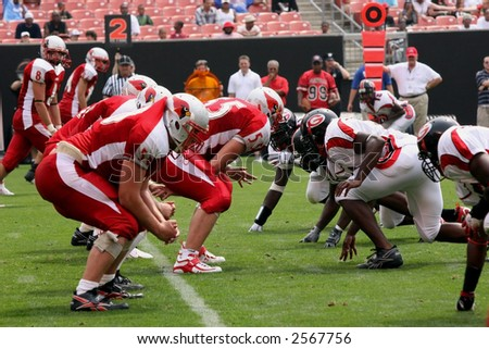 In the trenches / Mentor vs Glenville