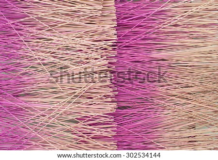 Incense background, texture - stock photo