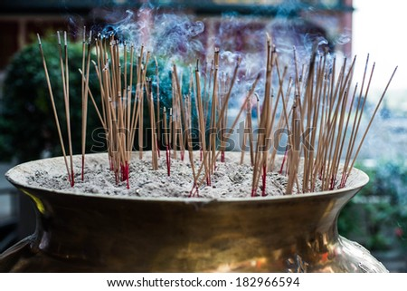 how to make incense matches