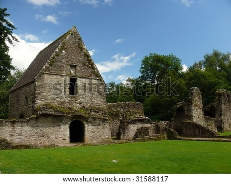 Inchmahome Priory, Scotland