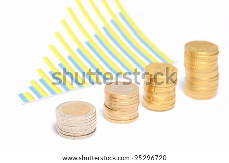 increase - stock photo