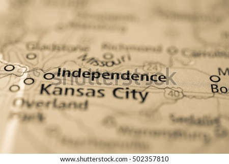 Independence, Missouri, USA.