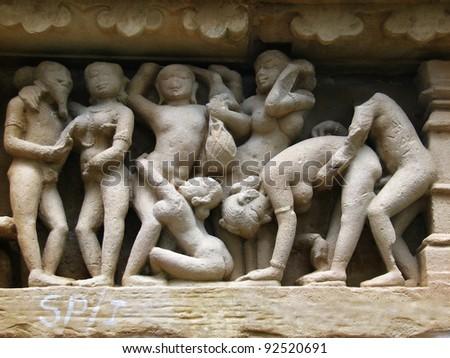секс в древних племенах фото