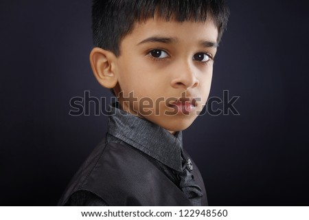 Indian Little Boy