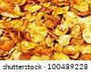 Indian street food - stock photo