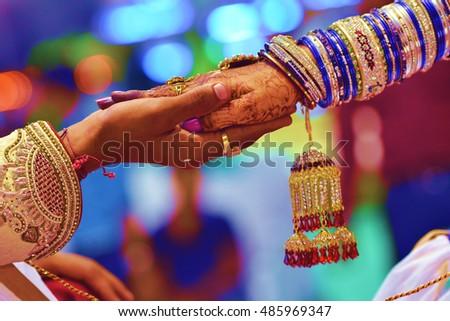 Indian Wedding Ceremony Marriage