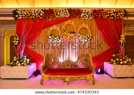 Wedding Decoration Stock Images Royalty Free Vectors