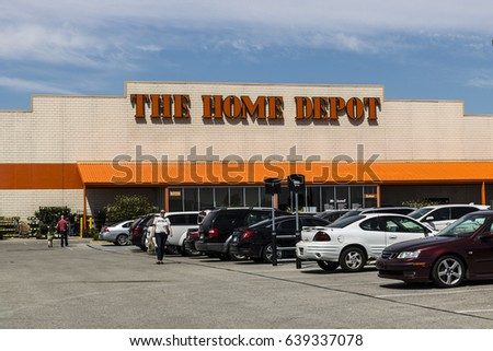 Depot stock images royalty free images vectors shutterstock for Exterior home improvement indianapolis