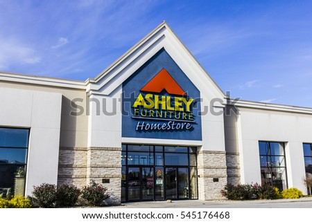 Indianapolis   Circa November 2016  Ashley Furniture Homestore Retail  Location  Ashley Homestore is the. Indianapolis Circa September 2016 Indianapolis Downtown Stock